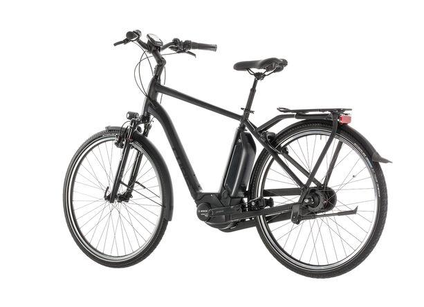Cube Town Hybrid EXC 400 black edition