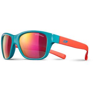 Julbo Turn Spectron 3CF Sunglasses 4-8Y Kinder shiny turquoise/matt coral-multilayer pink shiny turquoise/matt coral-multilayer pink