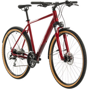 Cube Nature Allroad red/grey red/grey