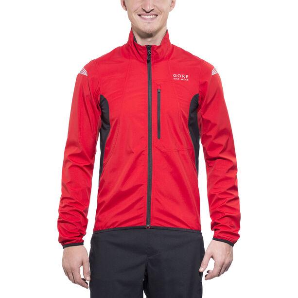 GORE BIKE WEAR Element WS AS Jacket Herren red