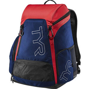 TYR Alliance 30l Backpack navy/red navy/red
