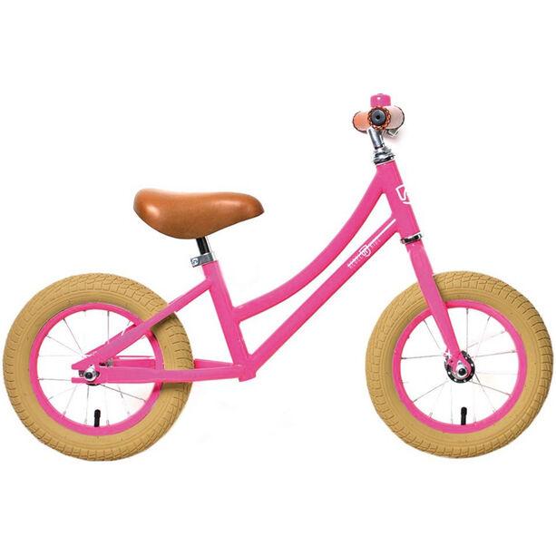"Rebel Kidz Air Classic Laufrad 12,5"" Kinder pink"
