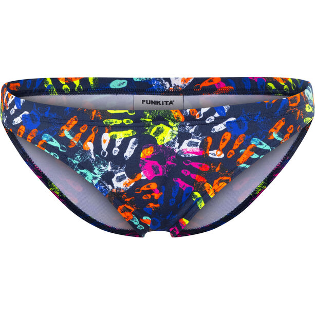 Funkita Bibi Banded Brief Damen hands off