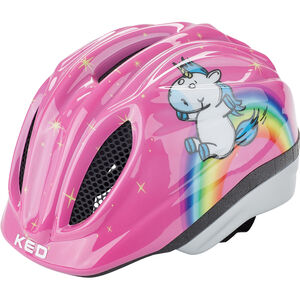 KED Meggy Originals Helmet Kinder unicorn unicorn