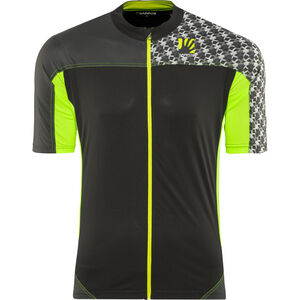 Karpos Teck Evo Jersey Herren green fluo/black green fluo/black