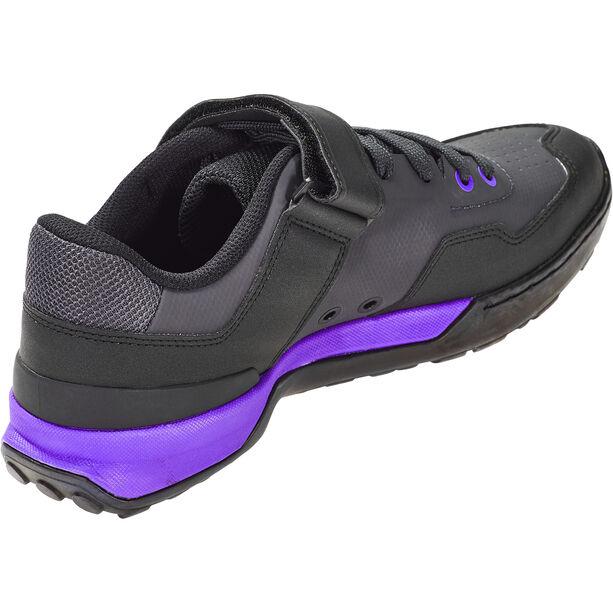 adidas Five Ten Kestrel Lace Shoes Damen core black/purple/carbon