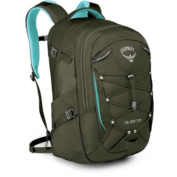 Osprey Questa 27 Backpack Damen misty grey