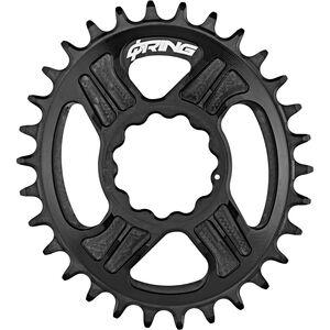 Rotor REX Direct Mount Q-Ring Kettenblatt 1x11 schwarz schwarz
