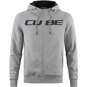 Cube Zip Hoody Cube Herren grey grey