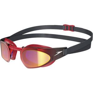 speedo Fastskin Prime Goggles white/red white/red