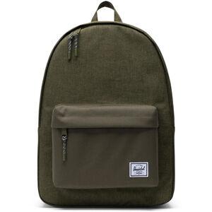 Herschel Classic Backpack olive night crosshatch/olive night olive night crosshatch/olive night