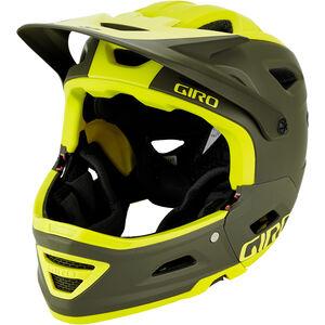 Giro Switchblade MIPS Helmet matte citron/olive matte citron/olive