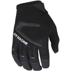 SixSixOne Rage Handschuhe black