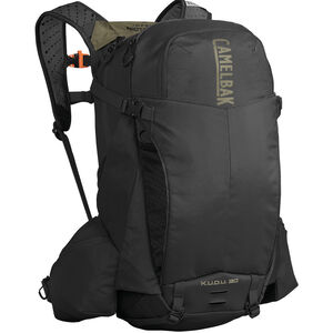 CamelBak K.U.D.U. TransAlp Protector 30 Backpack black/burnt olive black/burnt olive
