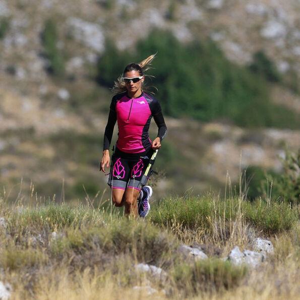 KiWAMi Equilibrium Trail Shorts Damen