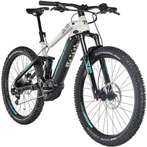 HAIBIKE SDURO FullSeven 7.0 schwarz/grau/türkis bei fahrrad.de Online