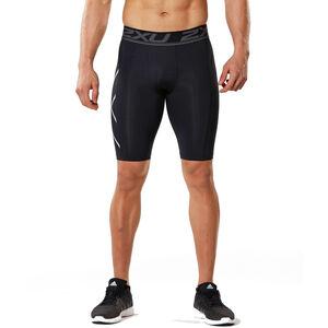 2XU Accelerate Compression Shorts Men black/silver bei fahrrad.de Online