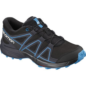 Salomon Speedcross Shoes Kinder black/graphite/hawaiian surf black/graphite/hawaiian surf