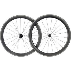 edco Allroad Laufradsatz Carbon 700x25C TLR black black