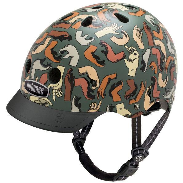 Nutcase Handy Medley Helmet oliv