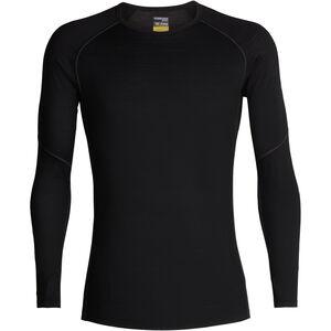 Icebreaker 150 Zone LS Crew Shirt Herren black/mineral black/mineral