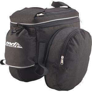 Red Cycling Products Rack Pack Gepäckträgertasche schwarz