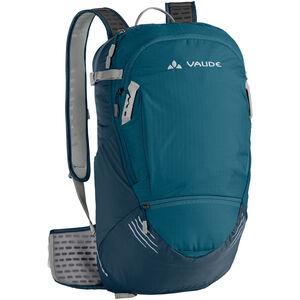 VAUDE Hyper 14+3 Backpack dark petrol/blue sapphire