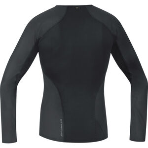 GORE WEAR Windstopper Base Layer Thermo Long Sleeve Shirt Men black bei fahrrad.de Online