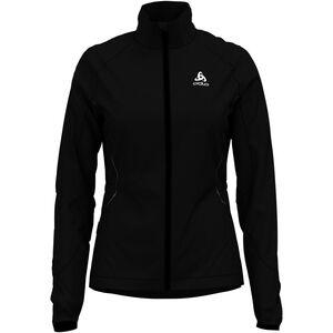 Odlo Zeroweight Windproof Warm Jacket Women black black