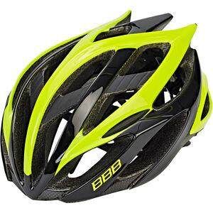 BBB Falcon BHE-01 Helmet schwarz/neon gelb bei fahrrad.de Online