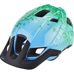 Cube CMPT Helmet Youth green triangle bei fahrrad.de Online