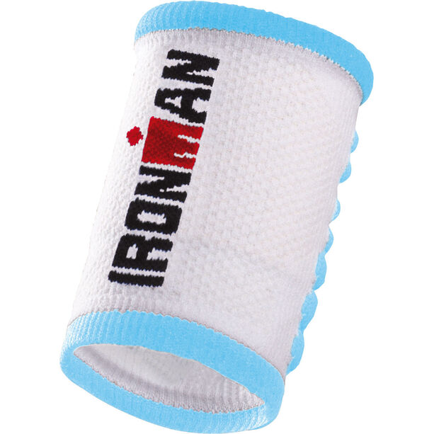 Compressport Ironman 2017 Sweatband white