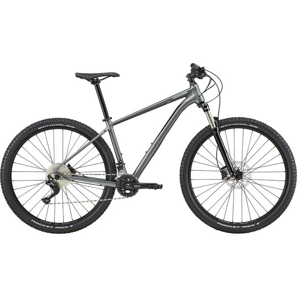 "Cannondale Trail 4 27.5"" charcoal gray"