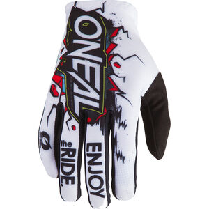 ONeal Matrix Gloves Villain-white