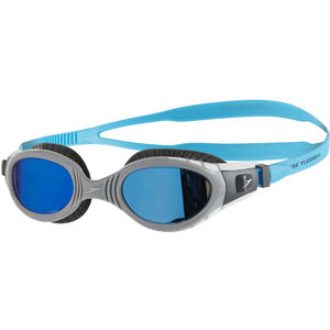 speedo Futura Biofuse Flexiseal Mirror Goggles usa charcoal/grey/blue mirror usa charcoal/grey/blue mirror