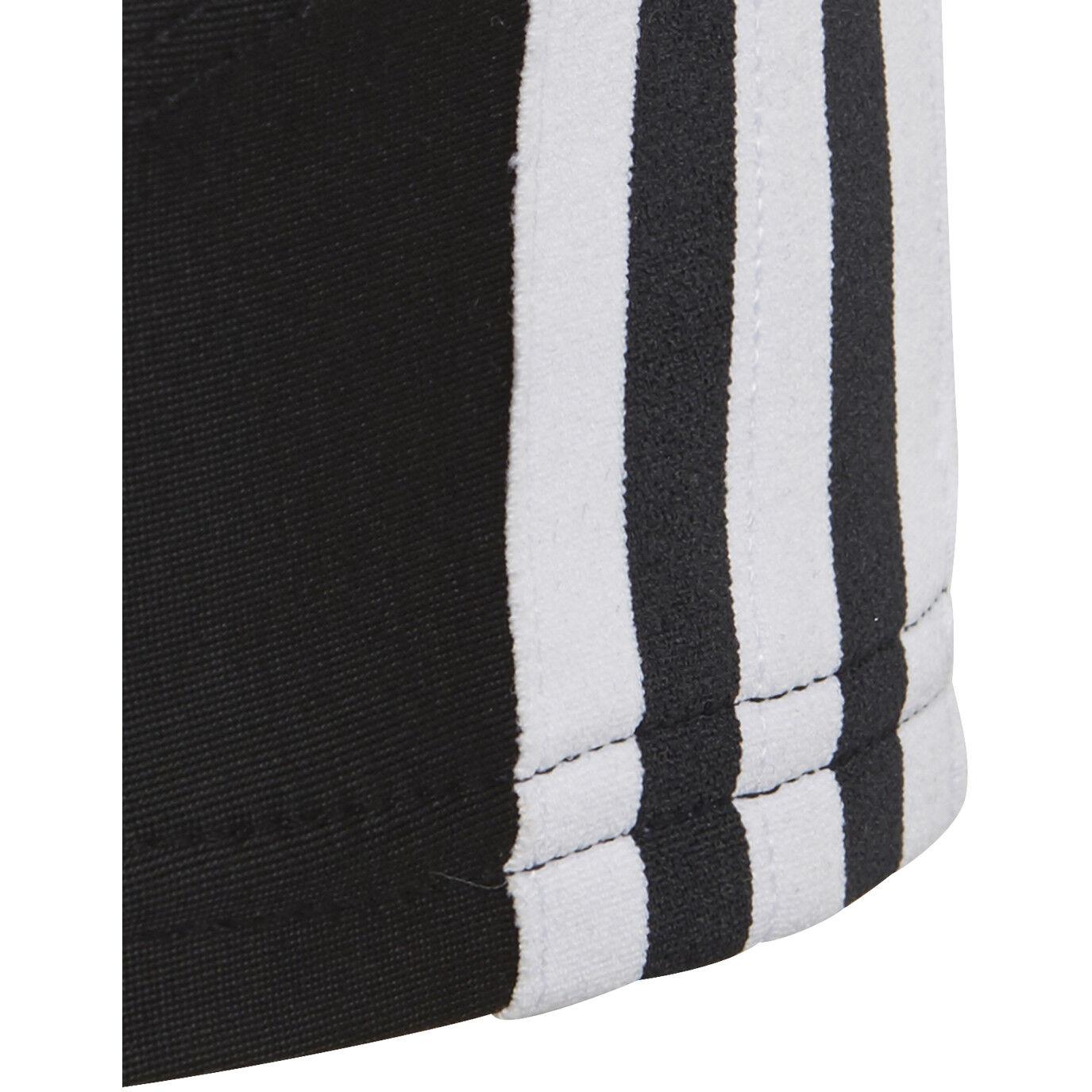 adidas Fit 3 Stripes 2 Piece Bikini Mädchen blackwhite Kindergröße 13 14Y   164
