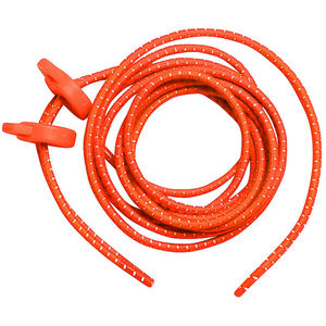 Zone3 Elastic Laces neon orange neon orange