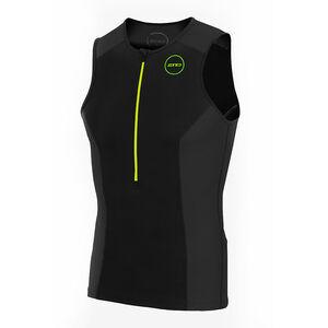 Zone3 Aquaflo Plus Top Herren black/grey/neon green black/grey/neon green