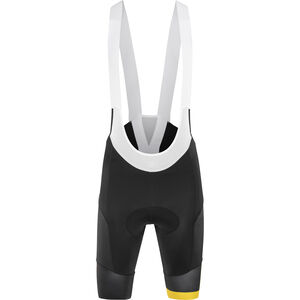 Mavic Cosmic Ultimate Bib Shorts Men Black/White bei fahrrad.de Online