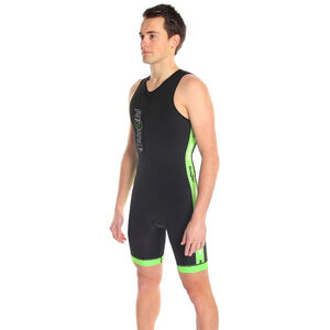 Dare2Tri Coldmax Tri Suit Herren black/green black/green