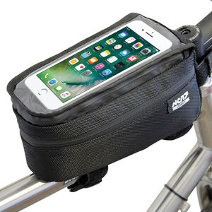 NC-17 Connect Smartphone Tasche Appcon schwarz bei fahrrad.de Online