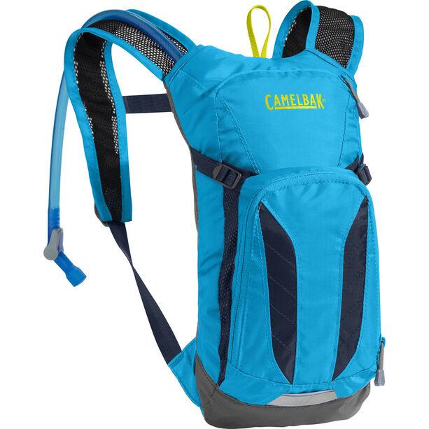 CamelBak Mini M.U.L.E. Hydration Pack 1,5l Kinder atomic blue/navy blazer