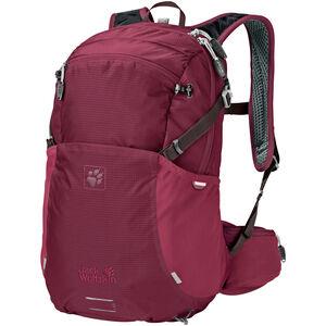 Jack Wolfskin Moab Jam 18 Backpack Damen dark ruby dark ruby