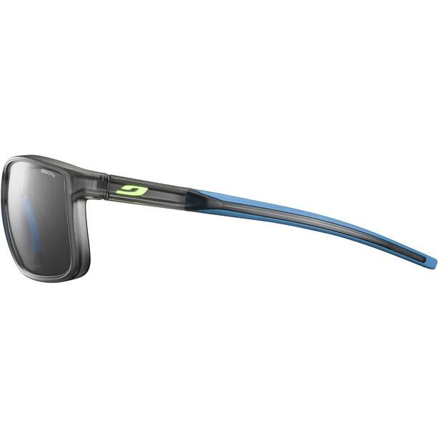 Julbo Arise Reactiv Performance 0/3 Sunglasses Herren translucent black/blue