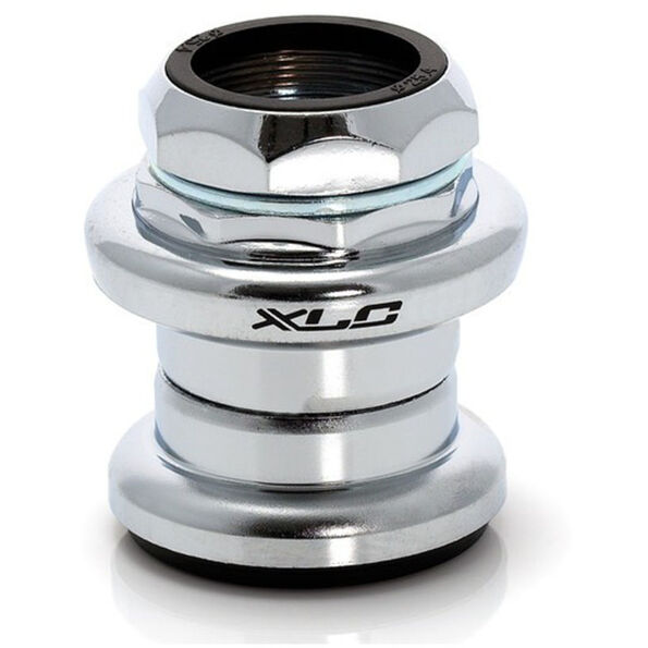 "XLC HS-S02 Steuersatz 1 1/8"" EC34/25,4 I EC34/30 chrom"