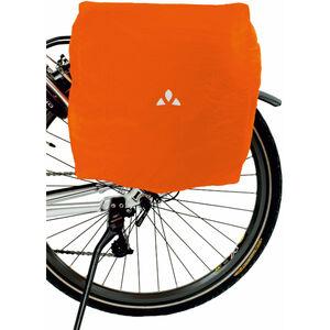 VAUDE Raincover for Bike Bags orange bei fahrrad.de Online