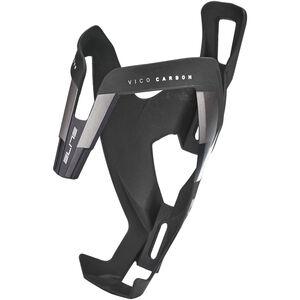 Elite Vico Flaschenhalter carbon schwarz matt/schwarze Grafik bei fahrrad.de Online