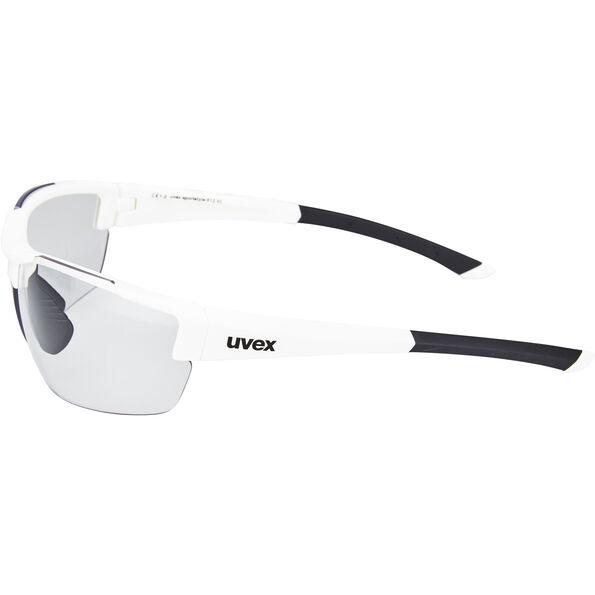 UVEX sportstyle 612 VL white/smoke
