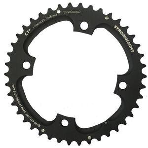 STRONGLIGHT MTB Sram Chainring Outer 2x10 ct² schwarz schwarz