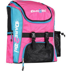 Dare2Tri Transition Backpack 33l pink/blue pink/blue